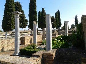 Itálica (columnas)
