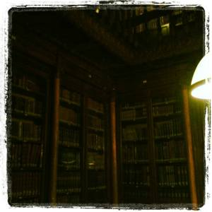 Museo Cerralbo, Biblioteca
