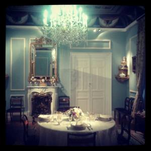 Museo del Romanticismo, comedor