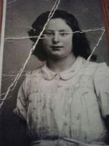 Fotografía de mi abuela Victorina en los años 60. Es una de las personas más relevantes de este momento a todos los niveles para mi.